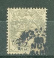 FRANCE - N° 107 Oblitéré - Type Blanc. - 1900-29 Blanc
