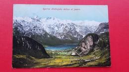 Fran Pavlin.Bohinjsko Jezero.Zgorna Bohinjska Dolina In Jezero - Slovénie
