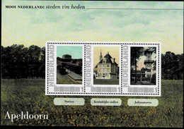 Mooi Nederland Steden T/m Heden. Apeldoorn (a) MNH - Blocks & Sheetlets