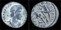 Constantius II AE17 - 7. Der Christlischen Kaiser (307 / 363)