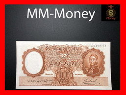 ARGENTINA 100 Pesos 1967 P. 277 Serie F  UNC - Argentina
