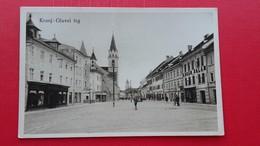 Kranj-Glavni Trg - Slovénie