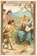 CHROMOS - CHOCOLAT POULAIN - LA LYRE - Old Paper