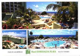 Spain:Tenerife Island, Playa De Las Americas, Hotel Esmeralda Playa - Hotels & Restaurants