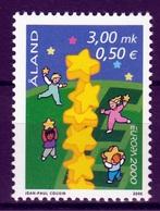Aland  Europa Cept 2000 Postfris M.N.H. - 2000