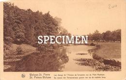 Les étangs De L'Avenue De Tervueren Vus Du Pont Rustique - Woluwe-Saint-Pierre - Sint-Pieters-Woluwe - Woluwe-St-Pierre - St-Pieters-Woluwe