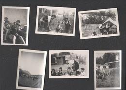 24 Foto Scout Les Alberts Montgenèvre France Scautismo Scout Scouts 24 Photos - Movimiento Scout