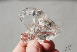 """Quartz """"diamant"""" D'Herkimer - Minerals"""