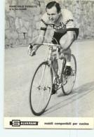 Giancarlo FERRETTI . 2 Scans. Cyclisme. Salvarani - Cycling