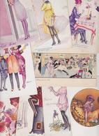 Lot 2383 De 10 CPA Illustrateur Xavier SAGER Déstockage Pour Revendeurs Ou Collectionneurs - Postales