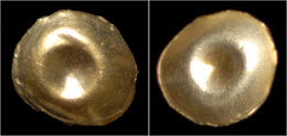 Sumatra Srivijaya Kingdom Gold 1/32 Massa - Orientalische Münzen