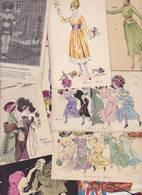 Lot 2387 De 10 CPA Illustrateur Xavier SAGER Déstockage Pour Revendeurs Ou Collectionneurs - Postales