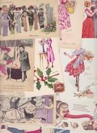 Lot 2388 De 10 CPA Illustrateur Xavier SAGER Déstockage Pour Revendeurs Ou Collectionneurs - Postales