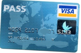 Old Bank Spain Credit Card CARREFOUR PASS NOT FINE Visa - Electron - Master Card - Tarjeta De Credito - Tarjetas De Crédito (caducidad Min 10 Años)