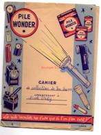 Protege Cahiers Pile Wonder Batterie Eclairage Portatif - Book Covers