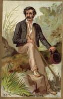 E 0434 - Mignonette       David  Livingstone   Célèbte Explorateur Anglais - Missions