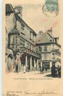 70.  LUXEUIL LES BAINS .  Maison Du Cardinal Jouffroy . - Luxeuil Les Bains