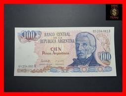 ARGENTINA 100 Pesos Argentinos 1984 P. 315 UNC - Argentina