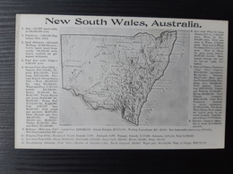 New South Wales, Australia Map - Autres