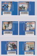 ALDERNEY AURIGNY 2001  COMMUNITY & MEDICAL SERVICES  S.G. 163-168  U.M.  N.S.C. - Alderney