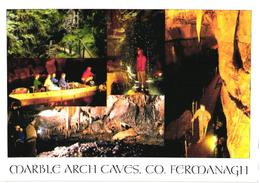 Northern Ireland:Co.Fermanagh, Marble Arch Caves - Cartes Postales