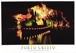 Spain:Mallorca Island, Porto Cristo Cave - Cartes Postales