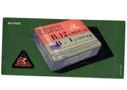 Buvard Delagrange Soluté Injectable Vitamine B12 Ampoule Medicament Pharmacie - Chemist's