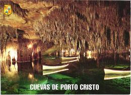 Spain:Mallorca Island, Porto Cristo Cave, View Of The One Room Of The Caves - Cartes Postales