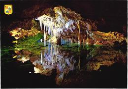 Spain:Mallorca Island, Porto Cristo Cave, Venecia Sea - Cartes Postales