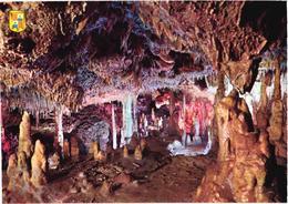 Spain:Mallorca Island, Porto Cristo Cave, Owl Saloon - Cartes Postales