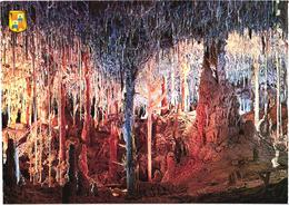 Spain:Mallorca Island, Porto Cristo, Cave, Dream Of And Angel - Cartes Postales