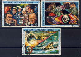 COMORES - A95/97° - COOPERATION SPATIALE - Comores (1975-...)