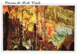 Spain:Mallorca Island, Porto Cristo, Cave, Hadas Cementary - Cartes Postales