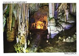 Spain:Mallorca Island, Cuevas De Campanet, Cave, Theatre - Cartes Postales