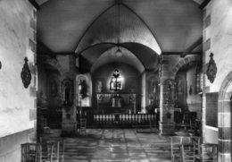 CPSM  SAINT-QUAY-PERROS - L'Intérieur De L'Eglise - Autres Communes