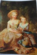 Portrait Du  Dauphin Peint Par Madame Vigee Le Brun - Pintura & Cuadros