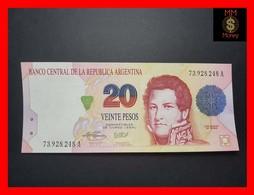 ARGENTINA 20 Pesos Convertibles 1994 P. 343 B Serie A - Argentine