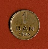 ROUMANIE / 1 BAN / 1952 - Roemenië