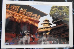 ASIE/ ISRAEL / NEPAL / DURBAR SQUARE - Nepal