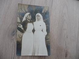 Carte Photo Infirmière Beau Plan - Guerre 1914-18