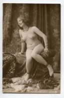 NU French Charm 044  Edit J.B Série 9  Jeune Femme  Nue Sofa Orientalisme   EROTISME - Fine Nudes (adults < 1960)
