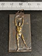 Médaille Belgique, Souvenir Du 50e Anniversaire De U. R. B. S. F. À. 1947 - België