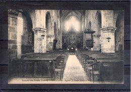 45. Ouzouer Sur Trézée. Intérieur De L'église - Ouzouer Sur Loire