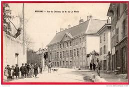 CPA 38 MOIRANS Vue Du Chateau De M. De La MOTTE - Moirans
