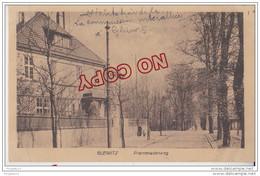 Gleiwitz Gliwice Promenadenweg Siège De La Commission Interalliée * Occupation Française Silésie - Poland