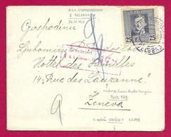 Trois Plis Postaux Datés De 1918 - Occupation Autrichienne De La Serbie - Censures Militaires 178, 315 Et 433 - Militaria