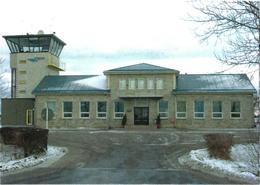 Estonia:Saaremaa Island, Kuressaare Airport, Airfield, 2015 - Aérodromes