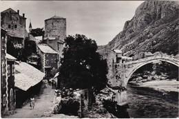 MOSTAR - Stari Most Preko Neretve - Bosnië En Herzegovina
