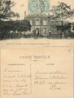 NB - [502328]B/TB//-France  - (28) Eure Et Loir, Houville, La Mairie, L'école, Le Télégraphe Et Le Téléphone Réunis, Arc - France