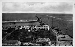 Egypt Egypte  Port Said   The Casino And Breakwater   M 3186 - Port Said